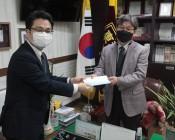 평화교회 김상권 목사님…